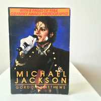 Michael Jackson Biography - 1980s Pop Culture Book