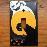 The Nightmare Before Christmas Light Switch Cover