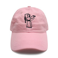 424 x Sean from Texas- Baby Pink Cap