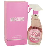 Moschino Pink Fresh Couture By Moschino For Women