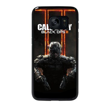 CALL OF DUTY BLACK OPS 3 Samsung Galaxy S7 Edge Case Cover