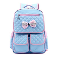 Fashion Children Shoulder School Bags For Girls School Backpacks Schoolbag For Primary Girl Mochila children quality school bag