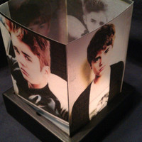 Justin Bieber Luminary Night light Lamp (version 2)