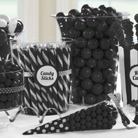 Black Candy Buffet- Party City