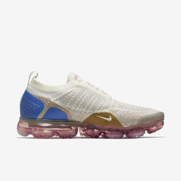 AUGUU Nike Air Vapor Max Flyknit 2018 AH7066-100 Running Shoes White