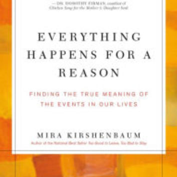 Everything Happens for a Reason|Hardcover