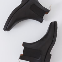 Woman by Common Projects Leather Chelsea Boot