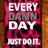 Custom Rubber Nike Logo case cover for iphone 4 4s best case DO IT EVERYDAY:Amazon:Cell Phones & Accessories