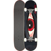 Toy Machine Bloodshot Full Complete Skateboard Multi One Size For Men 26209795701