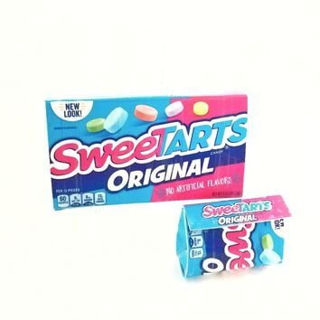 Sweet Tarts Candy Box Wallet Coin Pouch for Women, Women's Gift Set