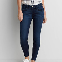 AEO Denim X Cafe Jegging, Azure Depths