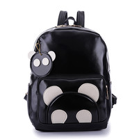 Stylish Casual Cartoons Lovely Animal Backpack [6582163527]