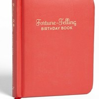 Fortune-Telling Birthday Book | Nordstrom