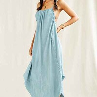 Urban Renewal Remade Crinkled Maxi Dress - Urban Outfitters