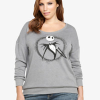 The Nightmare Before Christmas Jack Skellington Sweatshirt