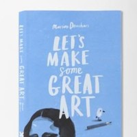UrbanOutfitters.com > Let's Make Some Great Art By Marion Deuchars