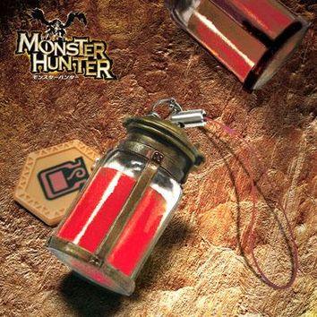 Monster Hunter Item Charms (Pre-order)