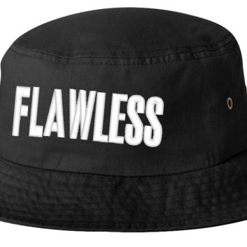flawless bucket hat
