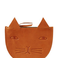 Mog Kitty Zip Pouch