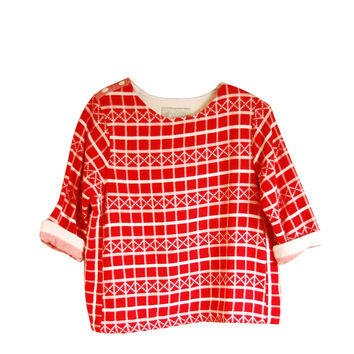 Ace & Jig Gridlock Dockside Top
