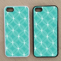 Cute Abstract Geometric Pattern iPhone Case, iPhone 5 Case, iPhone 4S Case, iPhone 4 Case - SKU: 159