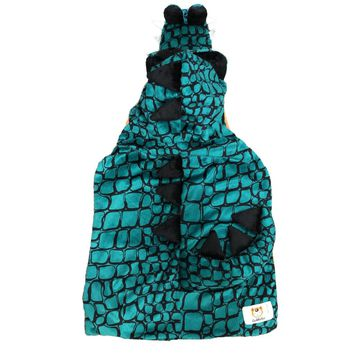 Cuddleroo Baby Carrier Cover. Hungry Crocodile