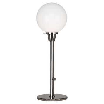 Rico Espinet Collection Globe Table Lamp design by Robert Abbey
