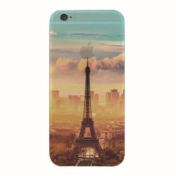 Eiffel Tower iPhone 5S 6 6S Plus Case + Gift Box-127-170928