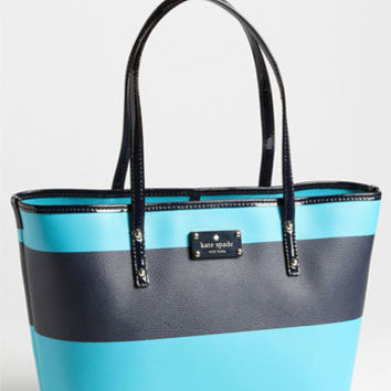 kate spade new york 'boutique stripe - small harmony' tote | Nordstrom