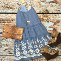 Chambray Dreams Dress