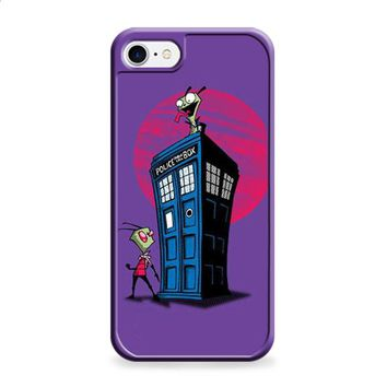 Doctor Who Invader Zim iPhone 6 | iPhone 6S case