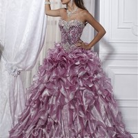 Quinceanera Collection 26719 by House of Wu | Quinceanera Dresses | Quince Dresses | Dama Dresses | GownGarden.com