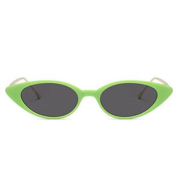 Janet Lime Sunnies