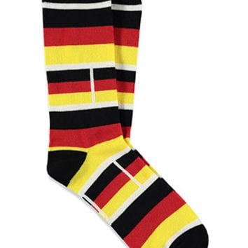 German Flag Socks