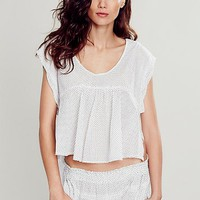 Intimately Womens Lazy Sunday Top