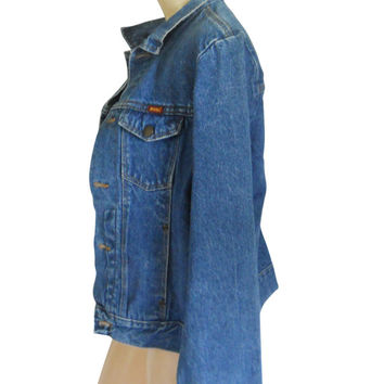 Women Denim Jacket Blue Jean Jacket Women Spring Jacket Country Western Jacket Cowgirl Clothing Ladies Jacket Lightweight Jacket Light