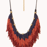 Down-To-Earth Beaded Necklace