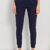 Tommy Hilfiger Navy Joggers | Urban Outfitters