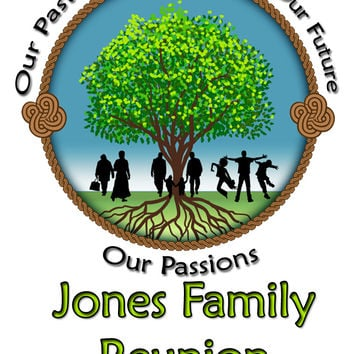 Brand New Custom Personalized Family Reunion Shirts T-shirt All Sizes!
