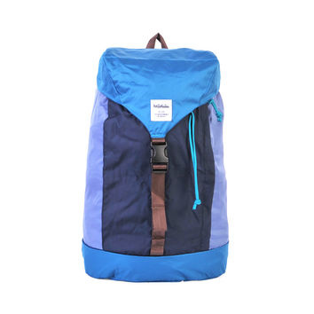 So into this design on Fab! Fran Packable Backpack 25L Blue #FabForAll