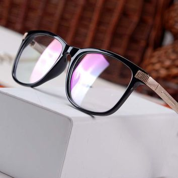DRESSUUP Style Alloy Vintage Glasses Women Eyeglasses Frame Reading Glasses Optical Glasses Frame Computer Oculos Gafas