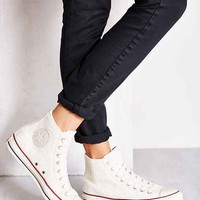 Converse Winter Knit High-Top Women's Sneaker- White