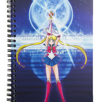 SAILOR MOON HARDCOVER NOTEBOOK