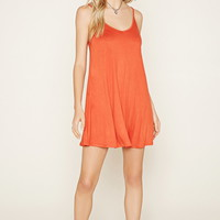 V-Back Cami Mini Dress | Forever 21 - 2000178437