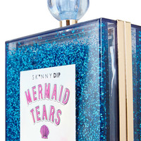 Mermaid Tears Glitter Clutch
