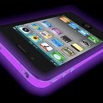 NEW iPhone 5 Glow In The Dark Silicone Protective Case:Amazon:Clothing