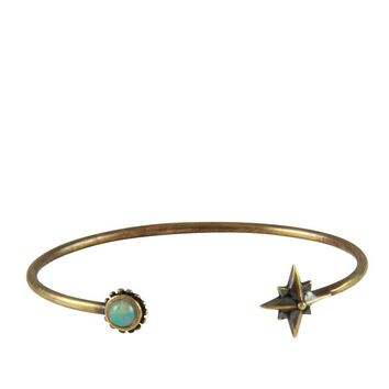 Dream of Del Rio Cuff in Opal and Bronze