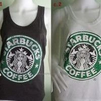 Starbucks tanks | eBay