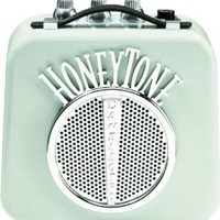 Danelectro Honeytone N-10 Guitar Mini Amp, Aqua
