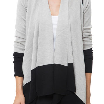 Duffy - Drape Cardigan